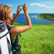 Backpacker - Stock Photo
