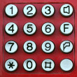 Keypad - Stock Photo