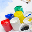 Paint — Stock Photo