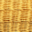 Willow basket texture — Stock Photo