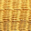 Willow basket texture — Stock Photo