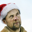 Bad santa - Stock Photo