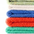 Towels — Stock Photo #8152518