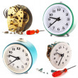 Clocks — Stock Photo #8152530