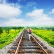 Railroad — Stock Photo #8152670