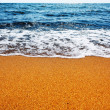 Sea and sand — Stock Photo