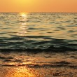 Sunset over sea — Stock Photo #8153265