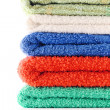 Towels — Stock Photo #8153355