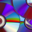 CD disc — Foto Stock #8153715