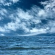 Blue sea — Stock Photo #8154004