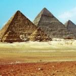 Pyramids — Stock Photo #8155358