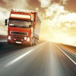 camion — Foto Stock