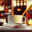 Cup with tea — Stock Photo #8155673