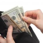 деньги — Стоковое фото