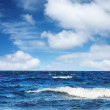 Blue sea — Stock Photo #8156648