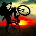 Rider — Stock Photo #8156853