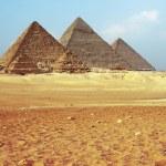Giza-Tal — Stockfoto