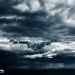 Storm on sea — Stock Photo #8157490