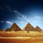 Pyramids — Stock Photo #8157931