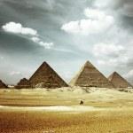 Pyramids — Stock Photo #8157940