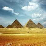 Pyramids — Stock Photo #8157944