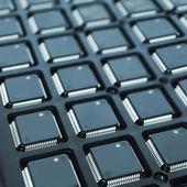 чипсы — Стоковое фото