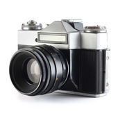 Film camera — Stock Photo