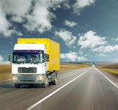 Truck — Zdjęcie stockowe