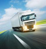 卡车 — 图库照片