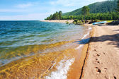 береговая линия — Стоковое фото
