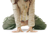 Yoga — Foto de Stock