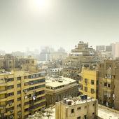 Cidade — Fotografia Stock