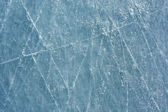 Ice surface — Stock Photo