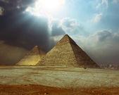 Piramitler — Stok fotoğraf