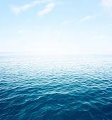 Mar y cielo — Foto de Stock