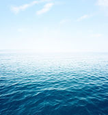 Sea and sky — Stock Photo