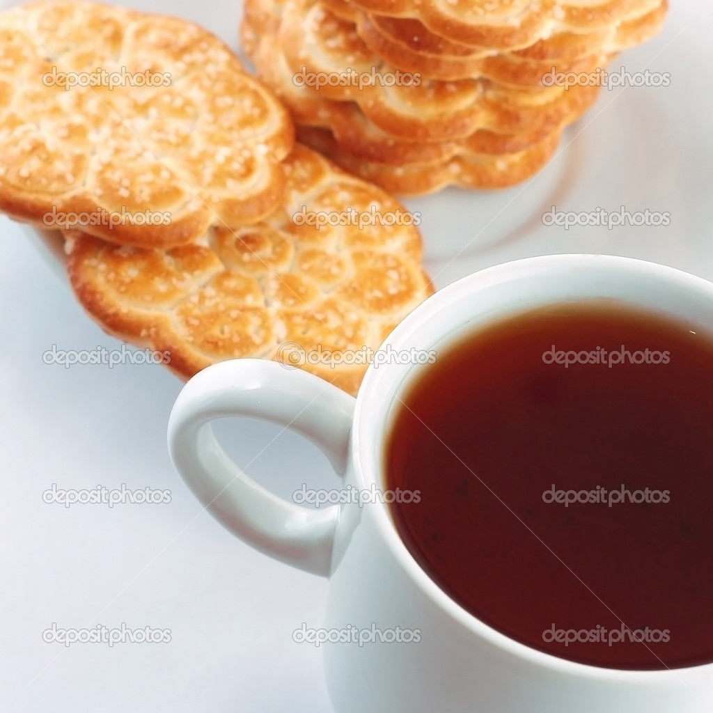 Morning tea — Stock Photo #8152006