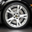 Stock Photo: Lamborghini Gallardo wheel