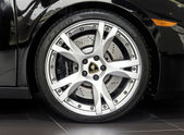 Lamborghini Gallardo wheel — Stock Photo