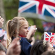 Royal wedding of Prince William and Kate Middleton — Stock fotografie #8239504