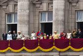 王室の結婚式のウィリアム王子とケイト ・ ミドルトン — ストック写真