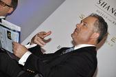 Gerald Parent, 59th UICH les Clefs d'Or International Congress — Stock Photo
