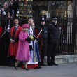 Queen Elizabeth II marks Commonwealth Day at Westminster Abbey — Photo