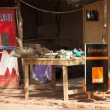 Orange stall in Bamako — Stock Photo #9876345