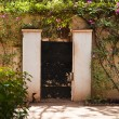 Stock Photo: Garden door