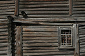 Window old house wooden — Stock Photo