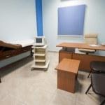 Doctors consulation room — Stock Photo