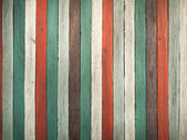 Old color paint wood wal — Stock Photo
