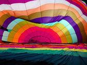 Warme klangfarbe ballon innerhalb — Stockfoto