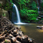 Mon tha que cachoeira — Fotografia Stock